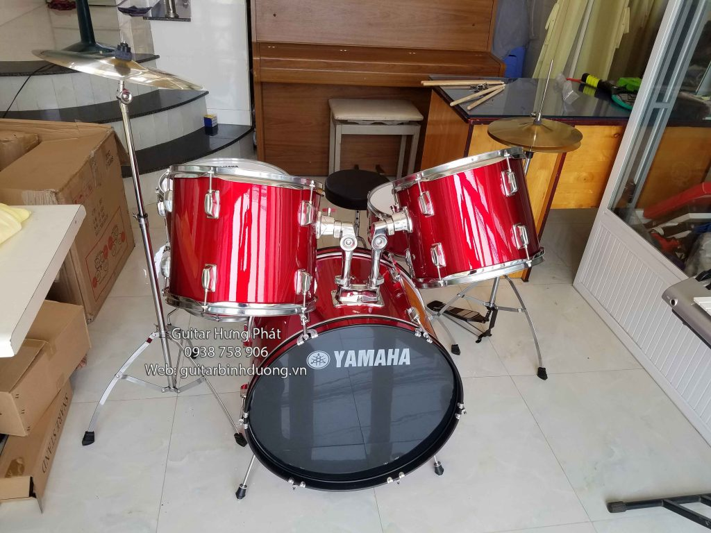 trống jazz yamaha bình dương