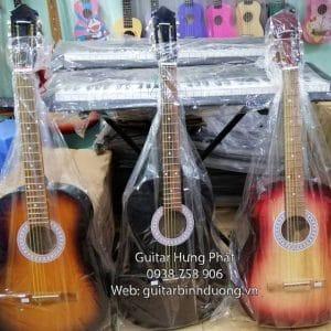 đàn guitar giá rẻ bình dương