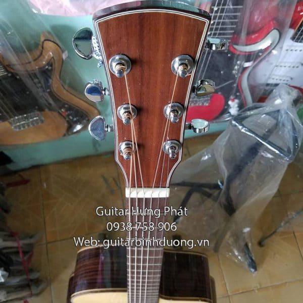 đàn guitar gỗ cẩm lai giá rẻ tại bình dương