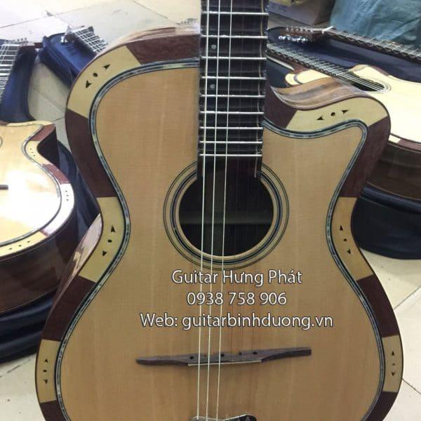 đàn guitar phím lõm gỗ điệp giá rẻ tại bình dương