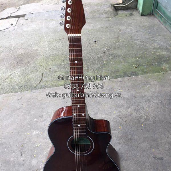đàn guitar vọng cổ phím lõm giá rẻ bình dương