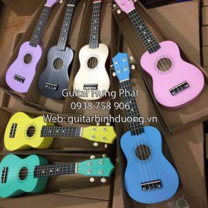 Mua đàn ukulele giá rẻ bình dương