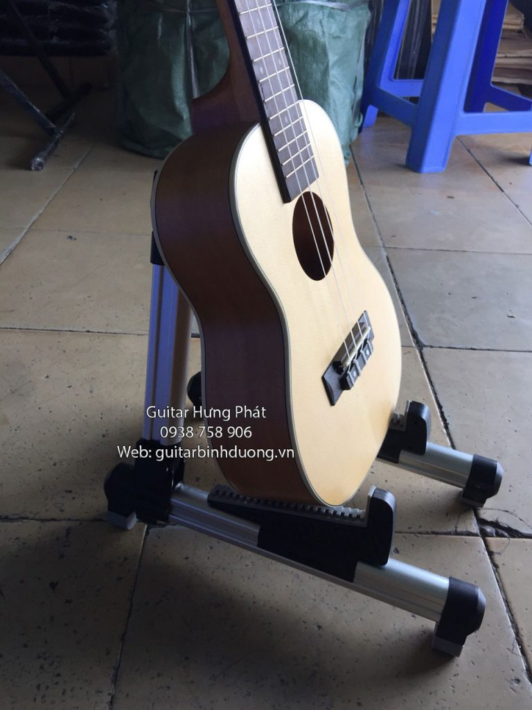 Chân guitar chữ A hợp kim nhôm - Nhạc Cụ Hưng Phát